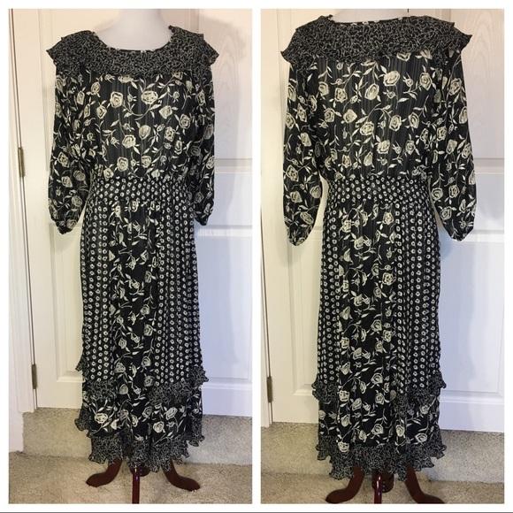 Vintage Dresses & Skirts - Vintage Lachine dress